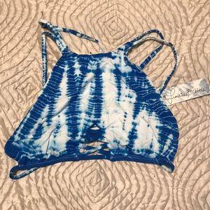 Brand new Frankie's bikini top